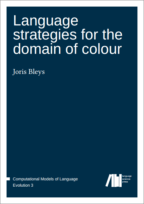 Language strategies for the domain of colour