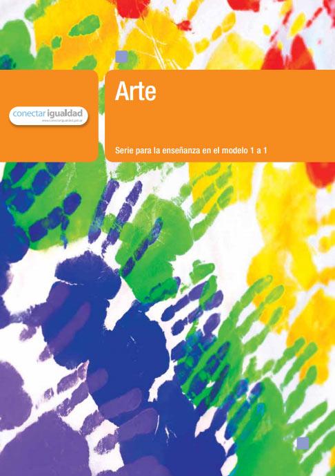 Arte. Serie para la enseñanza en el modelo 1 a 1