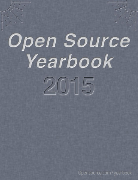Open Source Yearbook 2015