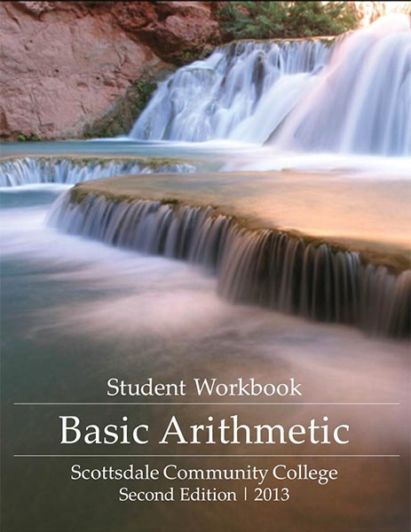 Basic Arithmetic. Student Workbook
