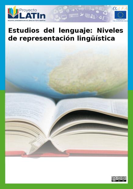 Estudios de Lenguaje: Niveles de Representación Lingüística