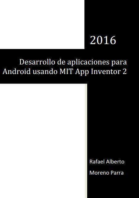 Desarrollo de aplicaciones para Android usando MIT App Inventor 2