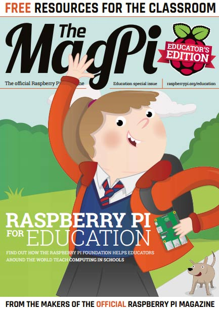 The MagPi: Educator's Edition