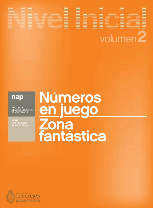 Números en Juego. Zona Fantástica. Vol 2