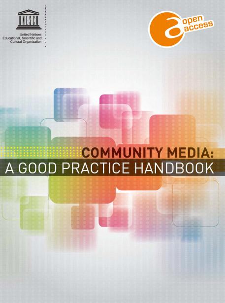 Community Media: A good practice handbook