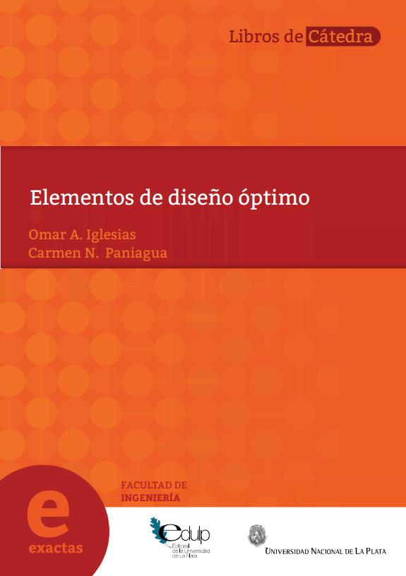 Elementos de Diseño Óptimo