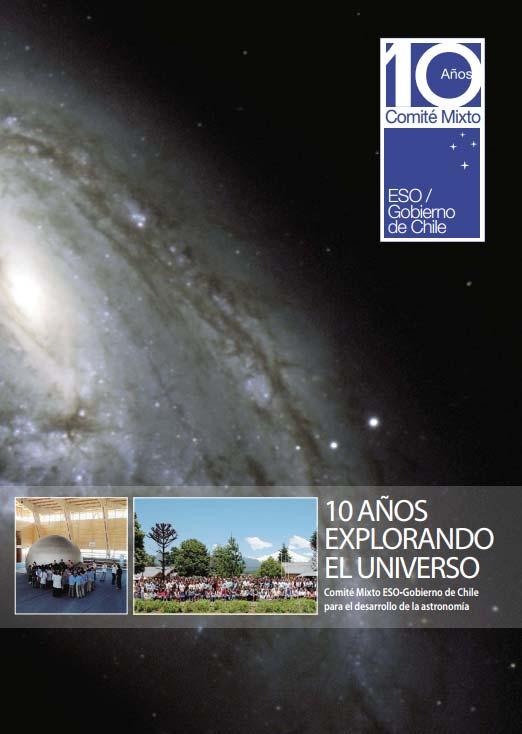 10 años explorando el Universo