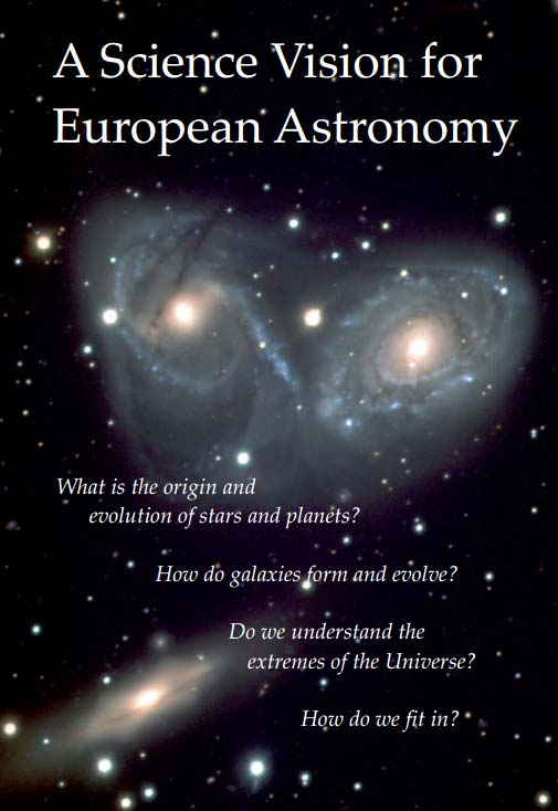 A Science Vision for European Astronomy