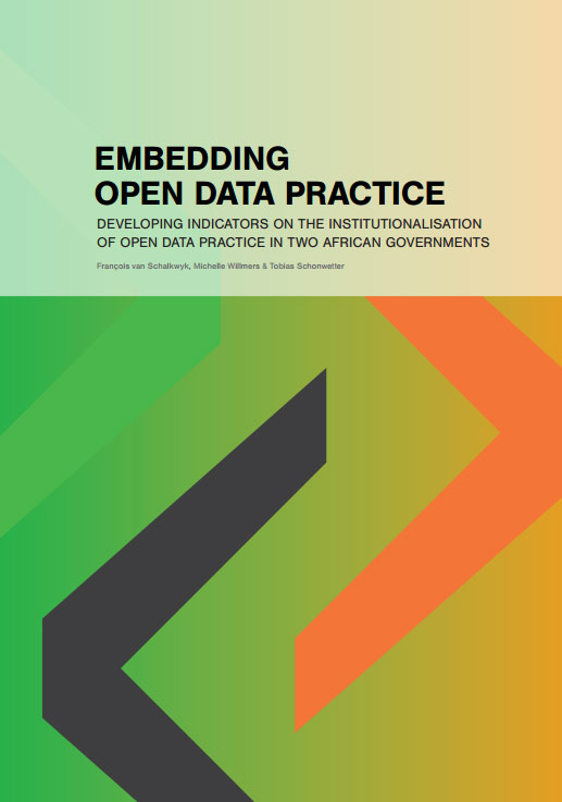 Embedding Open Data Practice