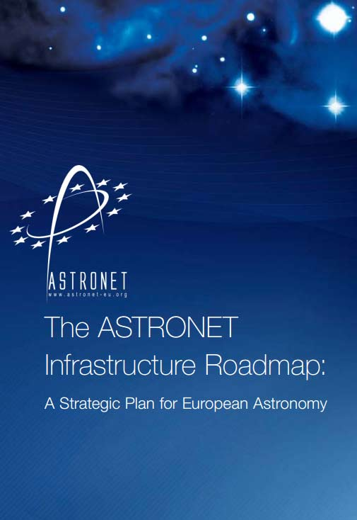 The ASTRONET Infrastructure Roadmap