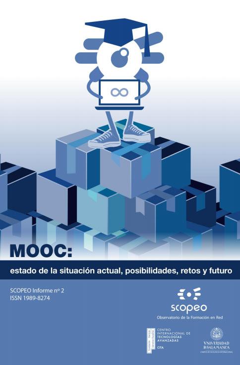 SCOPEO Informe #2: MOOC: Estado de la situación actual, posibilidades, retos y futuro