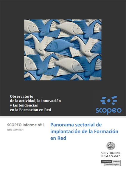 SCOPEO Informe #1: Panorama sectorial de implantación de la Formación en Red