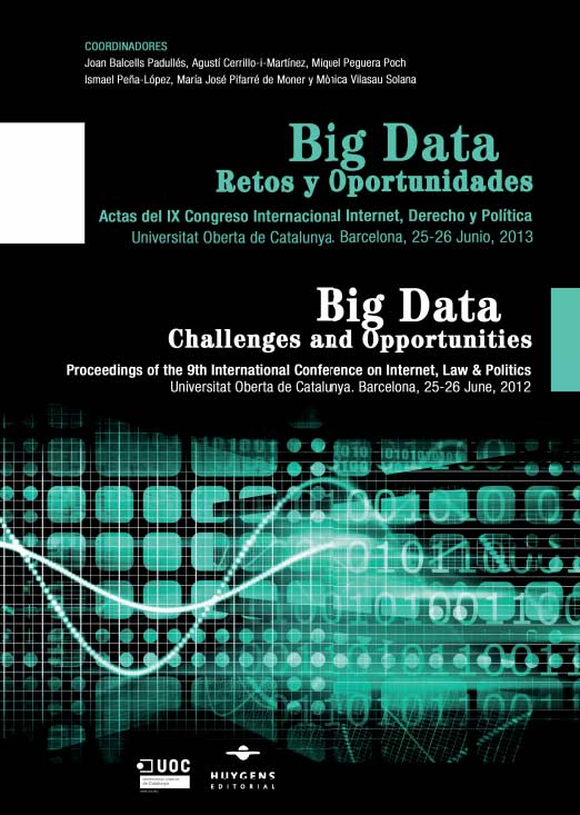Big Data: Retos y Oportunidades