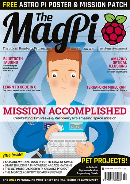 The MagPi #47