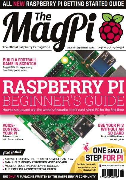The MagPi #49