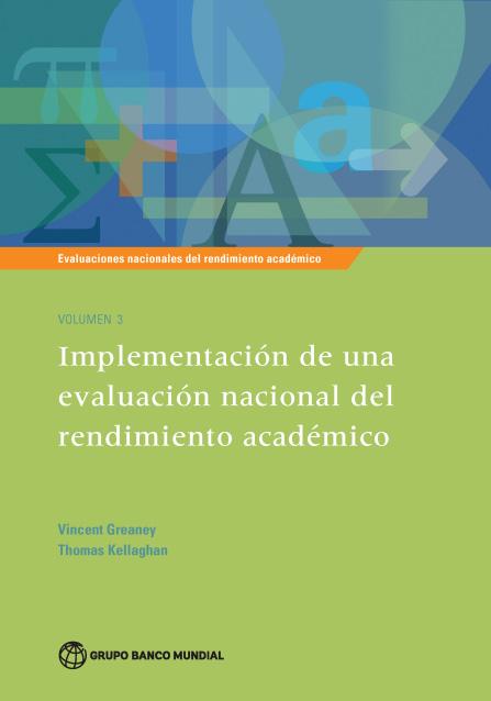 Evaluaciones Nacionales del Rendimiento Académico. Vol 3
