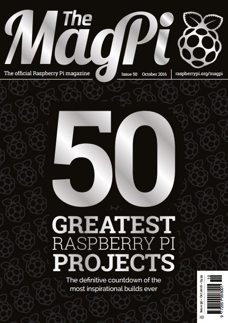 The MagPi #50