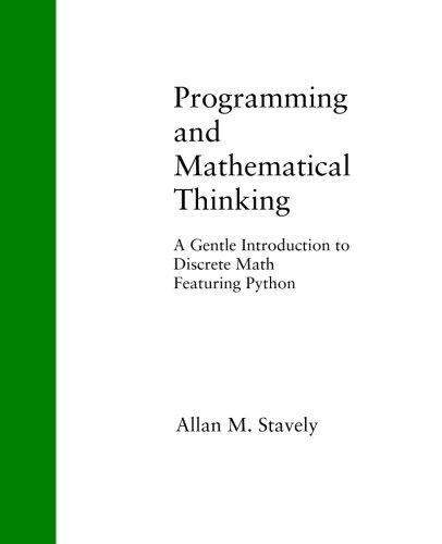 Programming and Mathematical Thinking
