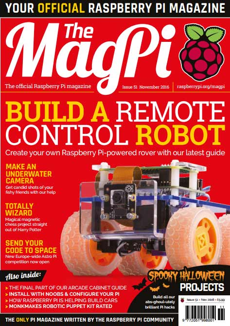 The MagPi #51
