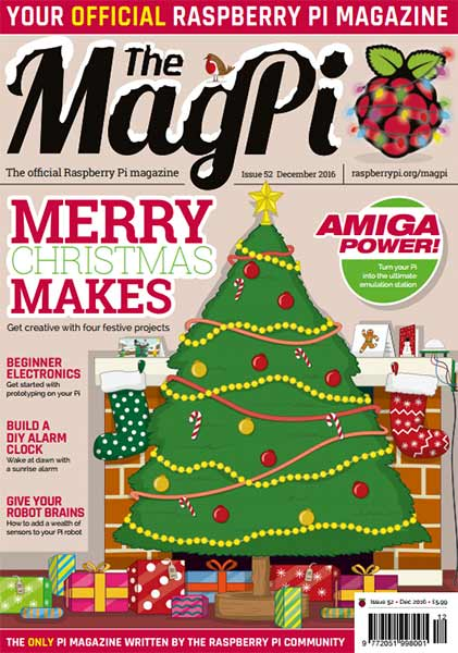 The MagPi #52