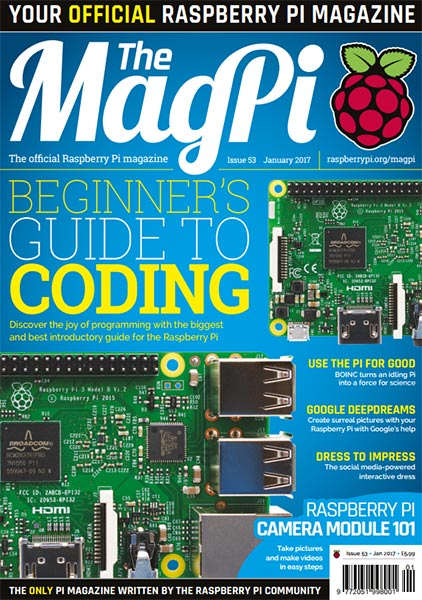 The MagPi #53