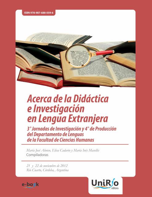 Acerca de la Didáctica e Investigación en Lengua Extranjera
