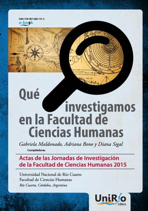 Qué investigamos en la Facultad de Ciencias Humanas