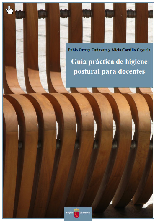 Guía práctica de higiene postural para docentes