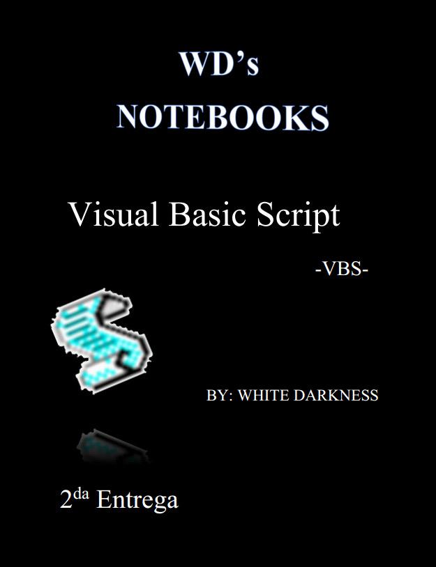 Visual Basic Script, Parte 2