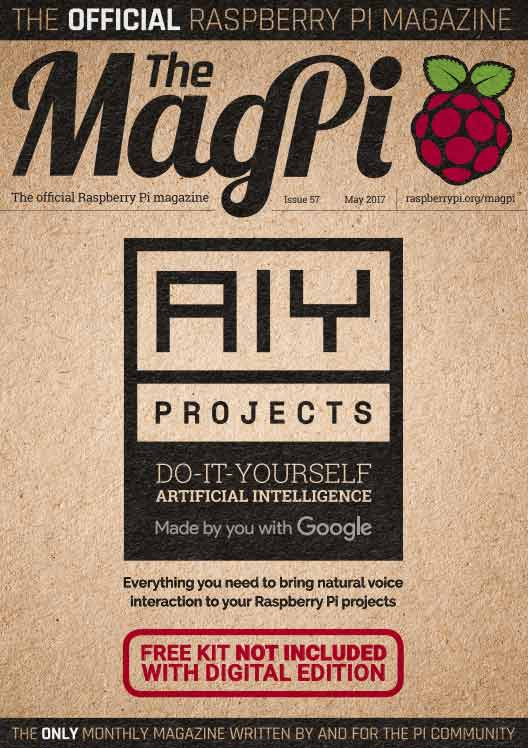 The MagPi #57