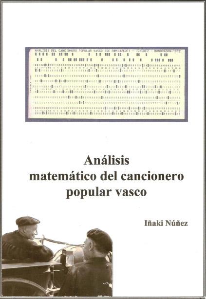 Análisis matemático del cancionero popular vasco
