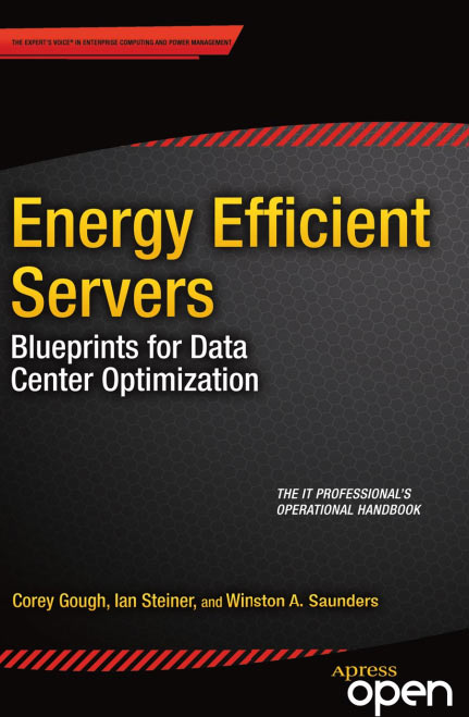 Energy Efficient Servers Blueprints for Data Center Optimization