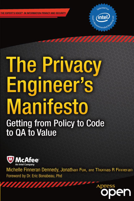 The Privacy Engineers's Manifesto