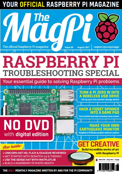 The MagPi #60