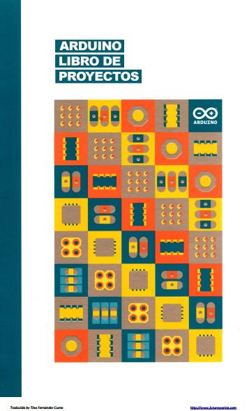 Arduino. Libro de Proyectos