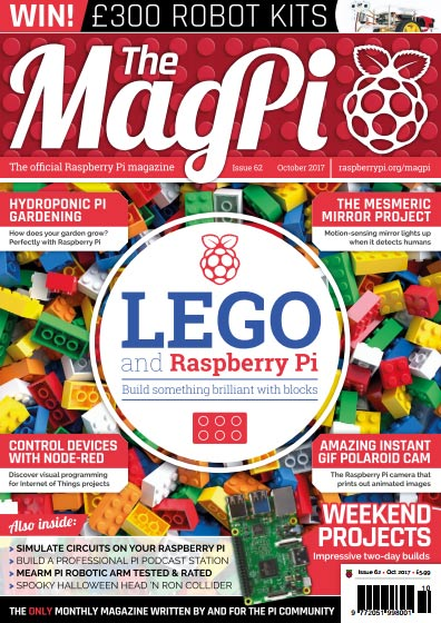 The MagPi #62