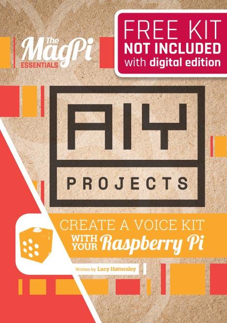 The MagPi Essentials: AIY VOICE ESSENTIALS