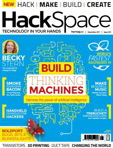 HackSpace #1