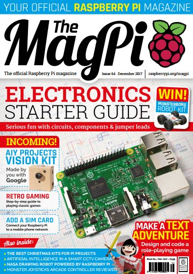 The MagPi #64