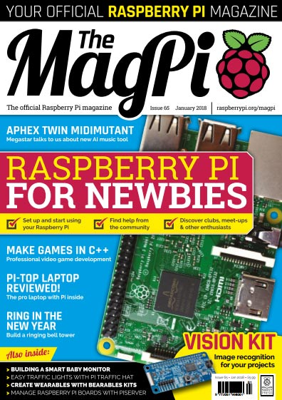 The MagPi #65