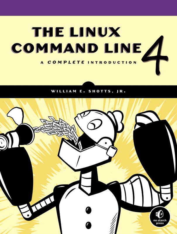 OpenLibra | The Linux Command Line  Fourth Internet Edition