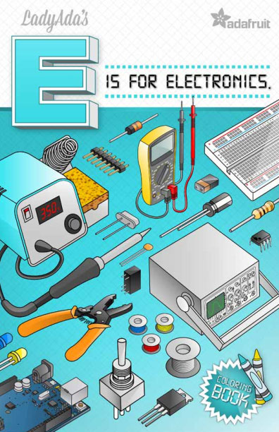 E is for Electronics
