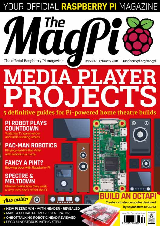 The MagPi #66