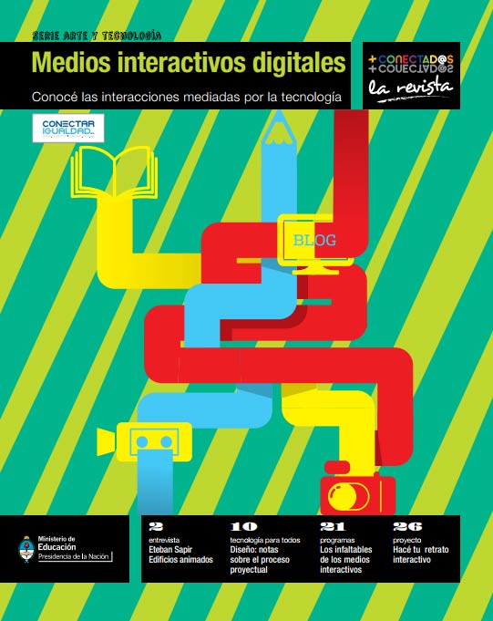 Medios interactivos digitales