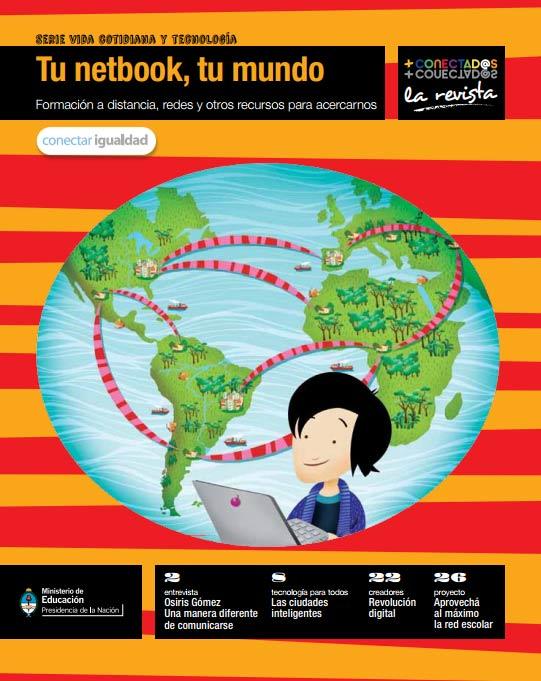Tu netbook, tu mundo