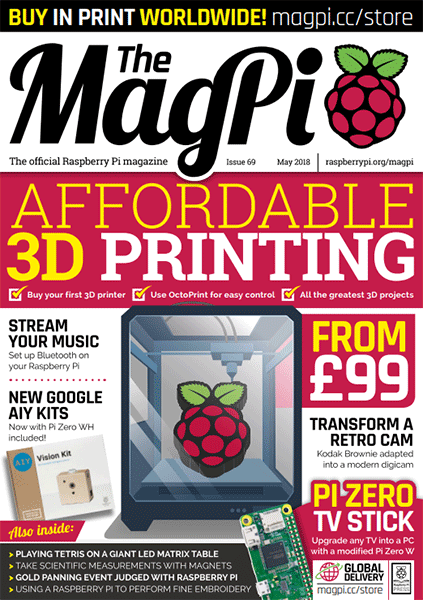 The MagPi #69