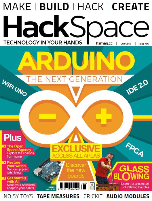HackSpace #8