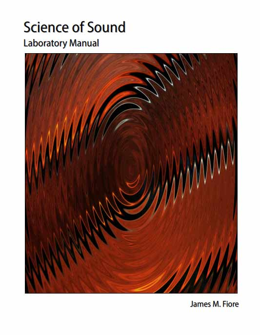 Science of Sound, Laboratory Manual