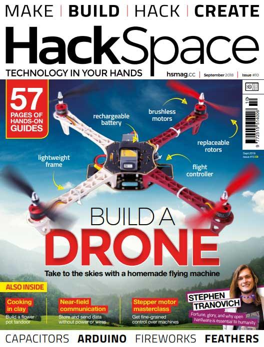 HackSpace #10