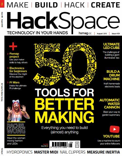 HackSpace #9